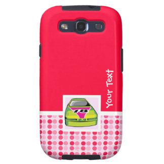 Cute Nascar Galaxy S3 Cover