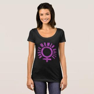 Cute Nasty Women Unite T-Shirt