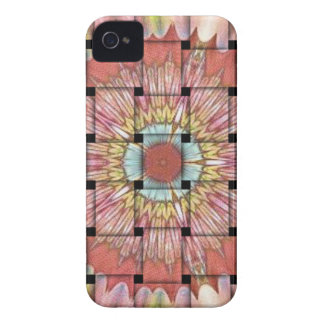 Cute Nice and Lovely Woven Design Case-Mate iPhone 4 Cases
