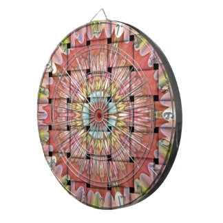 Cute Nice and Lovely Woven Design Dartboard