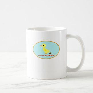 Cute No Matter What Coffee Mug