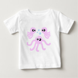 Cute Octopus Infant T-Shirt