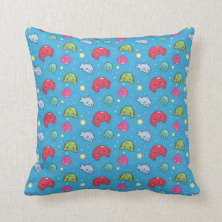 Cute Octopus Pillows - Cute Octopus Throw Pillows Zazzle