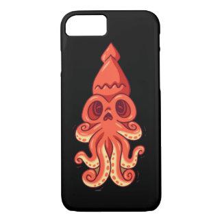 CUTE OCTUPUS LOVE iPhone 8/7 CASE