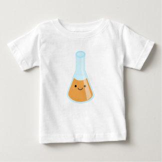 Cute orange alchemy kawaii flask baby T-Shirt