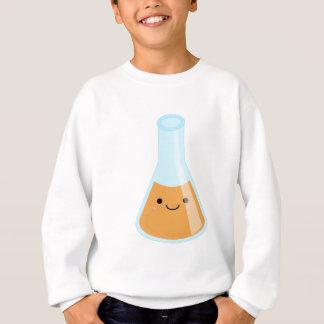 Cute orange alchemy kawaii flask sweatshirt