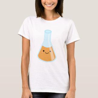 Cute orange alchemy kawaii flask T-Shirt