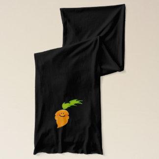 cute orange carrot scarf