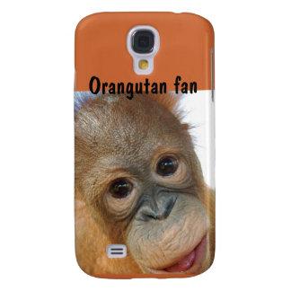 Cute Orangutan Redhead Baby