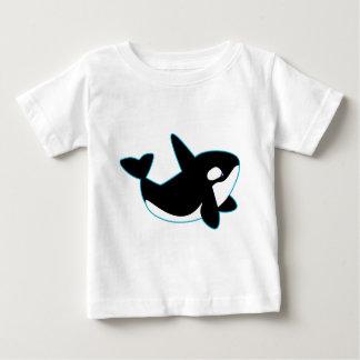 Cute Orca (Killer Whale) Baby T-Shirt