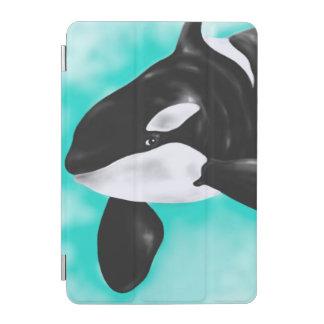 Cute Orca Whale iPad Mini Cover