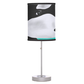 Cute Orca Whale Table Lamp