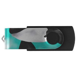 Cute Orca Whale USB Flash Drive