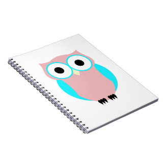 Cute Owl Baby Shower Guest Book