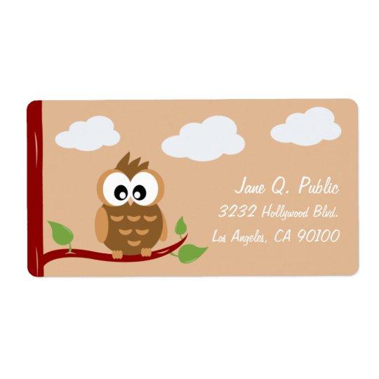 Cute Owl Hoot WooHoo