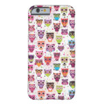 Cute owl iPhone 6 case Barely There iPhone 6 Case