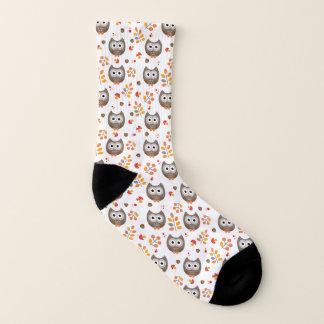 Cute Owls Pattern 1