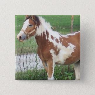 Cute Paint Pony Pin