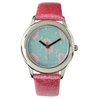 Cute Paisley Pattern Watch
