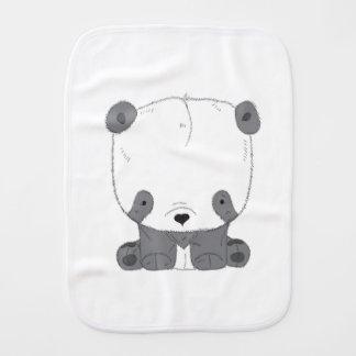 Cute PANDA bEAR Burp Cloth