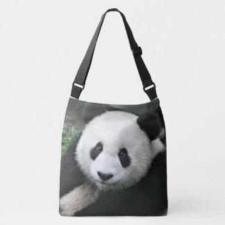 Cute Panda Bear Crossbody Bag