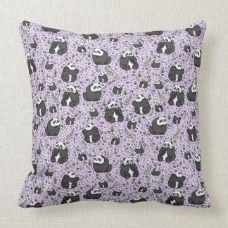 Cute Panda Bear Cushion