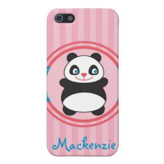 Cute Panda Bear Speck Case iPhone 5 Case