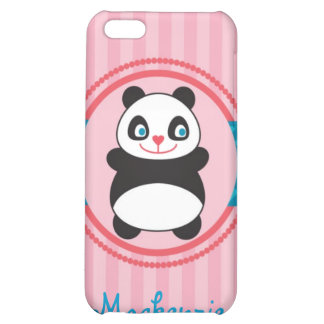 Cute Panda Bear Speck Case iPhone 5C Cases