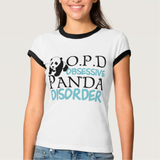 Cute Panda Bear T-Shirt