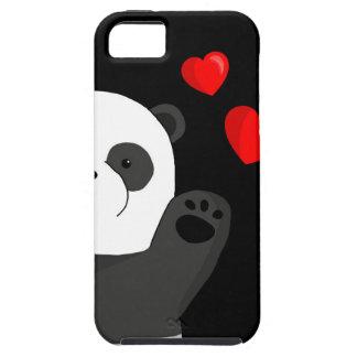Cute panda case for the iPhone 5
