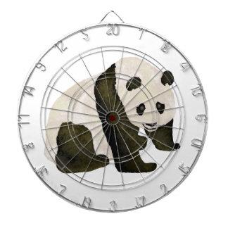 Cute Panda Dartboard