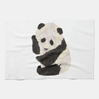 Cute Panda Kitchen Towel