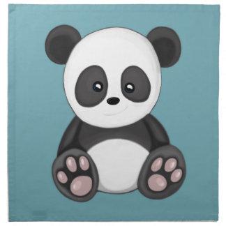 Cute Panda Napkin