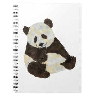 Cute Panda Note Book