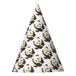 Cute Panda Party Hat
