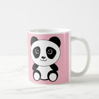 Cute Panda Pink Mug