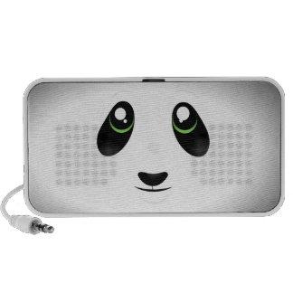Cute Panda Laptop Speakers
