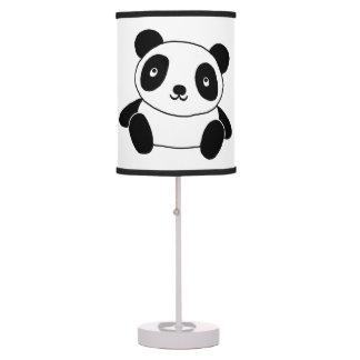 Cute Panda Table Lamp