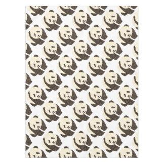 Cute Panda Tablecloth