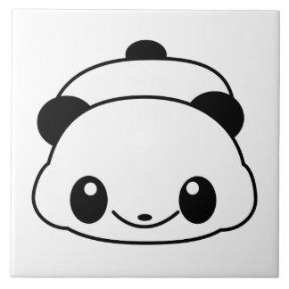 Cute panda tile