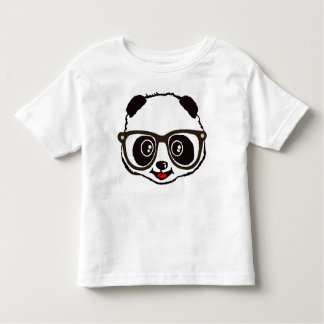 Cute Panda Toddler T-shirt
