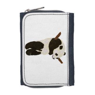 Cute Panda Wallets
