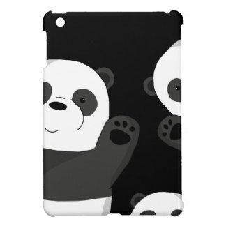 Cute pandas case for the iPad mini