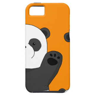 Cute pandas case for the iPhone 5