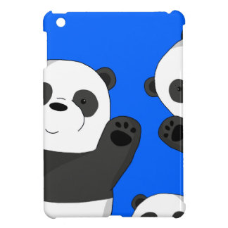 Cute pandas cover for the iPad mini