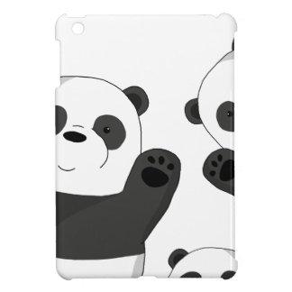 Cute pandas iPad mini covers