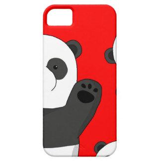 Cute pandas iPhone 5 case