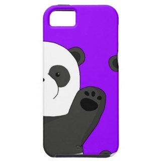 Cute pandas iPhone 5 cover