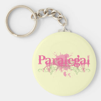 Cute Paralegal Keychain