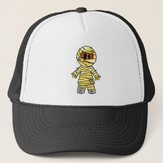 CUTE PATCHY MUMMY TRUCKER HAT